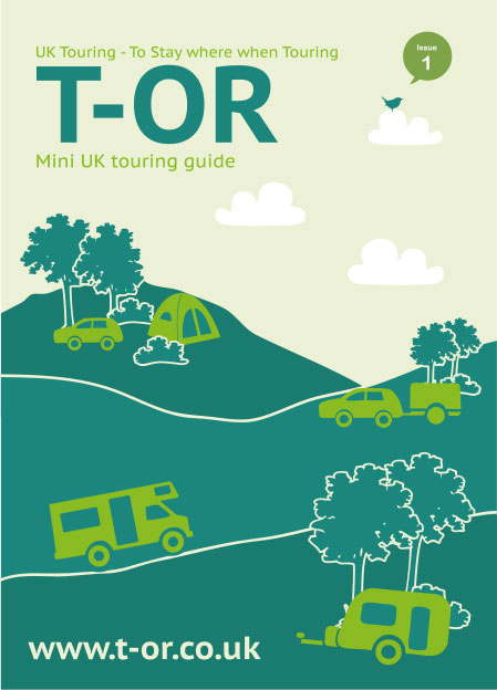 isle of wight touring guide for motorhomes